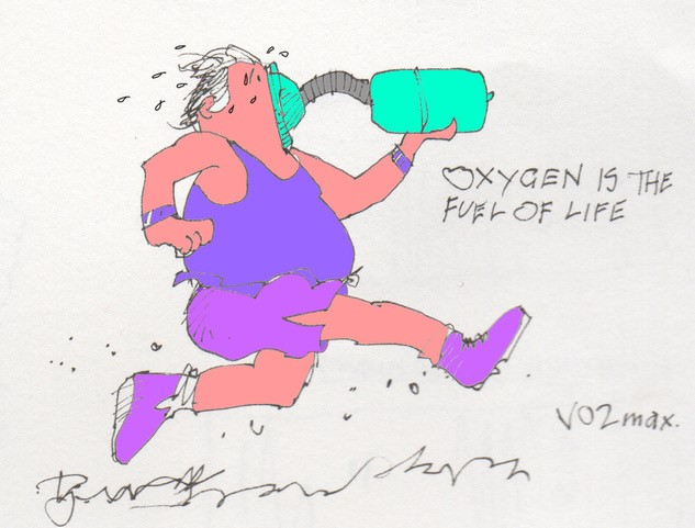 PHYSICAL FITNESS AND OXYGEN UPTAKE