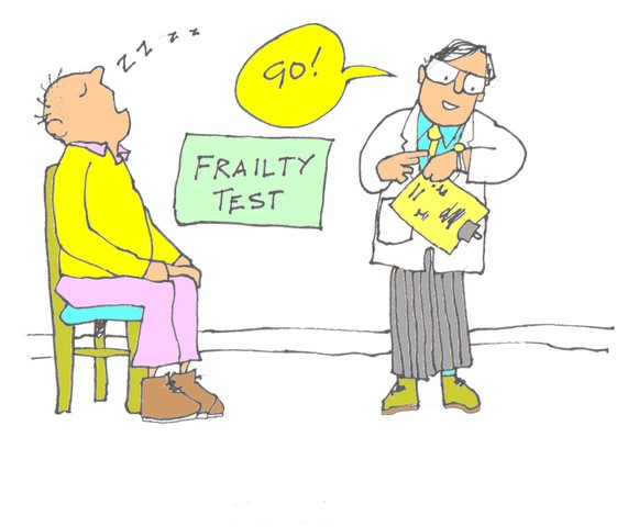 MORE ABOUT FRAILTY