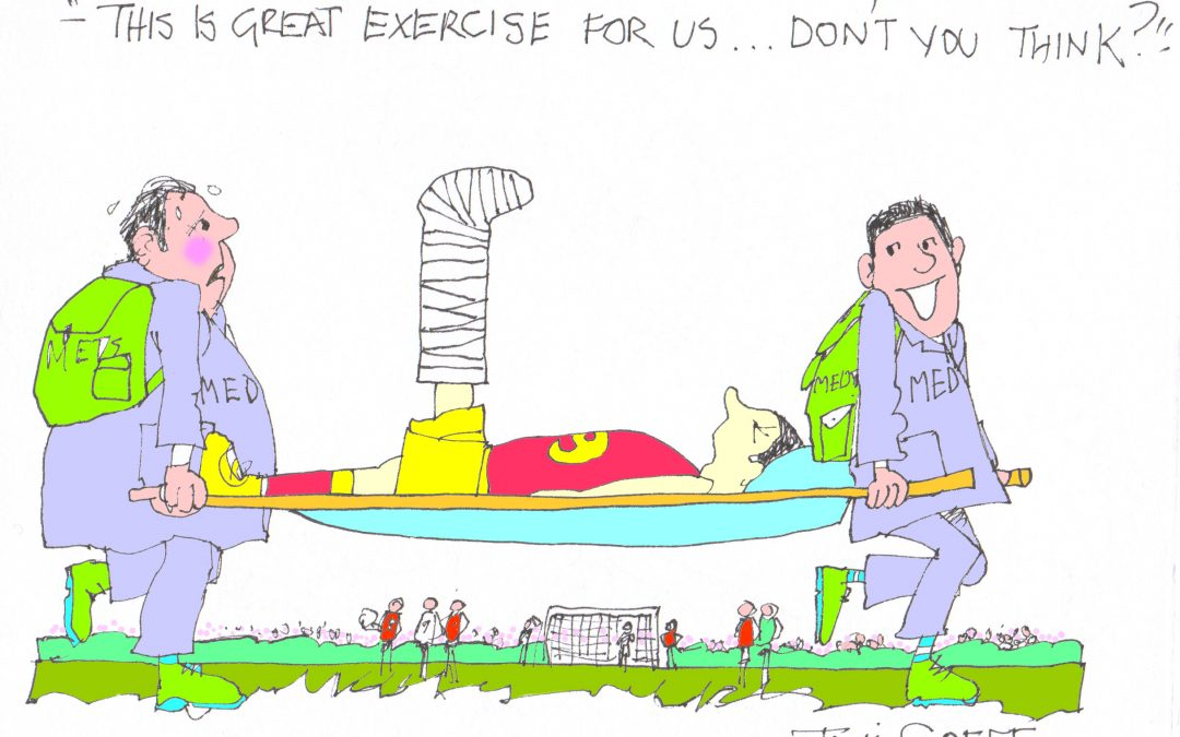 MORE ABOUT HOW MUCH EXERCISE